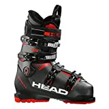 HEAD Herren Advant Edge 85 Skischuhe, Anthracite-Black red, 27.5